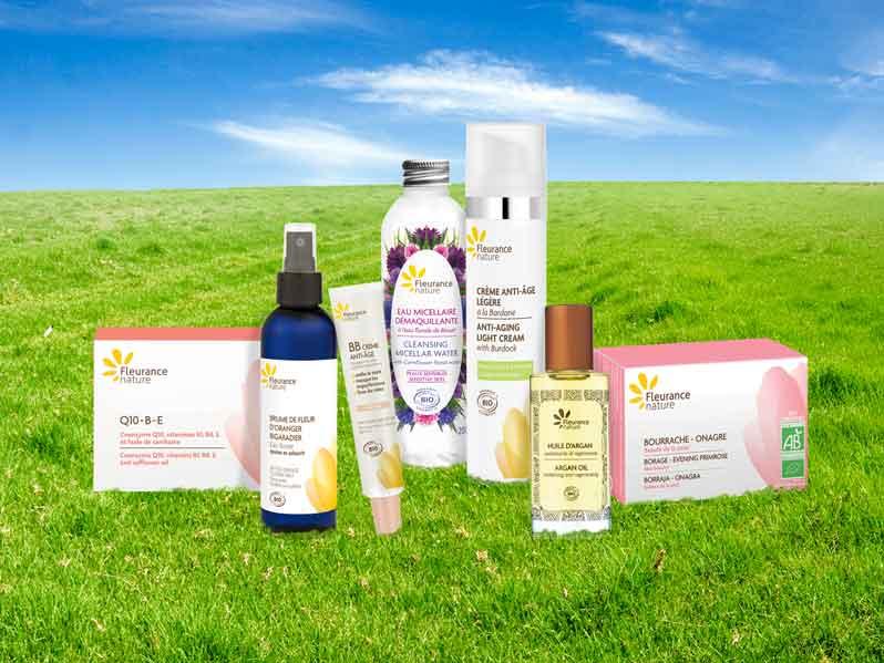 Fleurance Nature : des cosmétiques naturels made in France