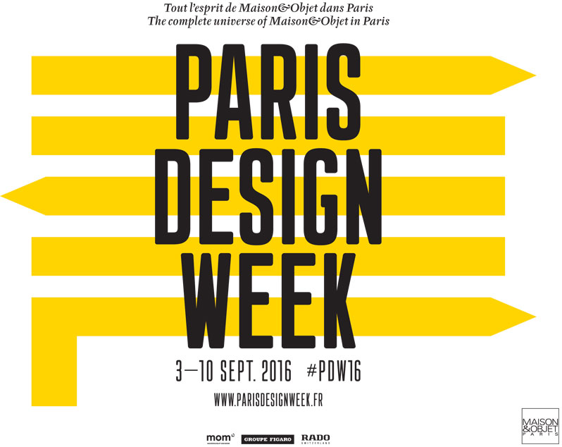 Paris Design Week : quand la création s'empare de la capitale !