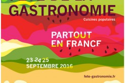 The Fête de la Gastronomie is back for its 6th edition