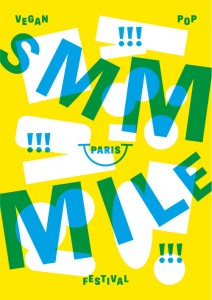 affiche-smmmile-vegan-pop-festival-photo-agence-appelle-moi-papa-green-hotels-paris-eiffel-trocadero-gavarni