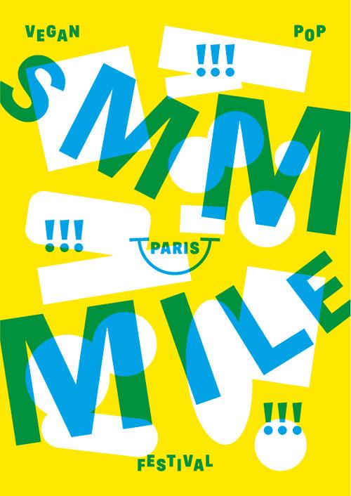 affiche-smmmile-vegan-pop-festival-photo-agence-appelle-moi-papa-green-hotels-paris-eiffel-trocadero-gavarni