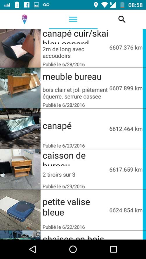 Ruecup: the application that declutters the pavements of cities
