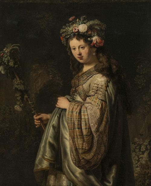 Exhibition: Rembrandt in confidence