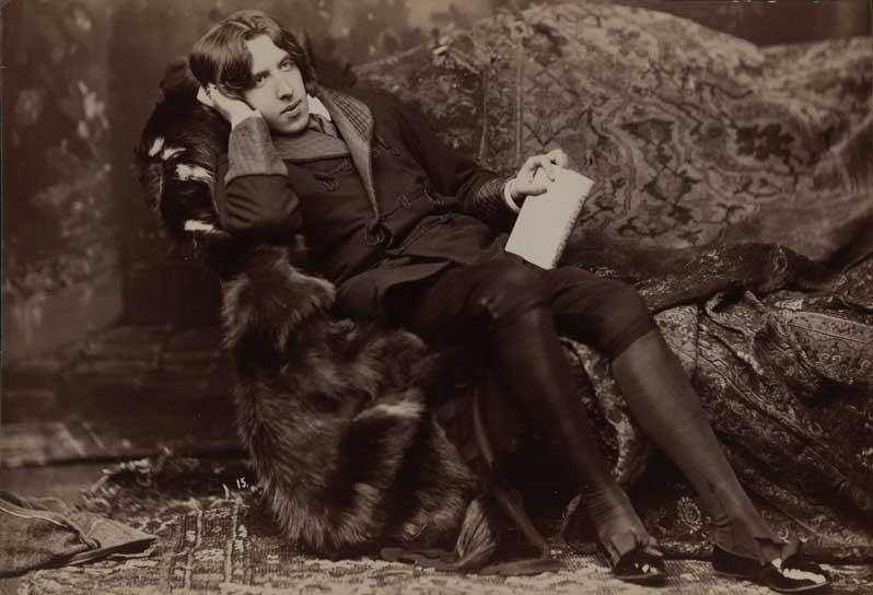 Exposition : Oscar Wilde