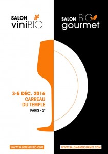 affiche-salons-vinibio-biogourmet-carreau-du-temple-green-hotels-paris-eiffel-trocadero-gavarni
