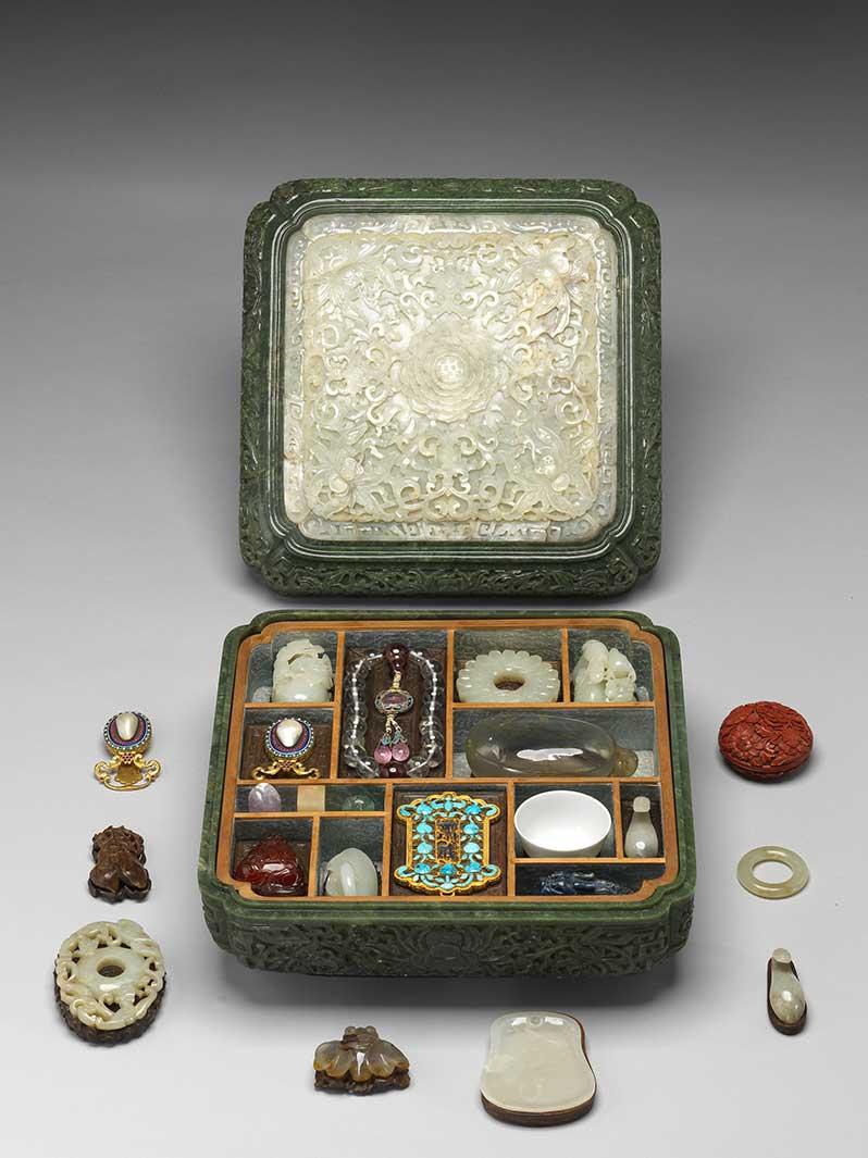 Exposition : Jade, des empereurs à l'Art déco