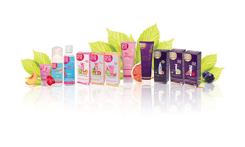 Pulpe de Vie : des cosmétiques bio français à base de fruits