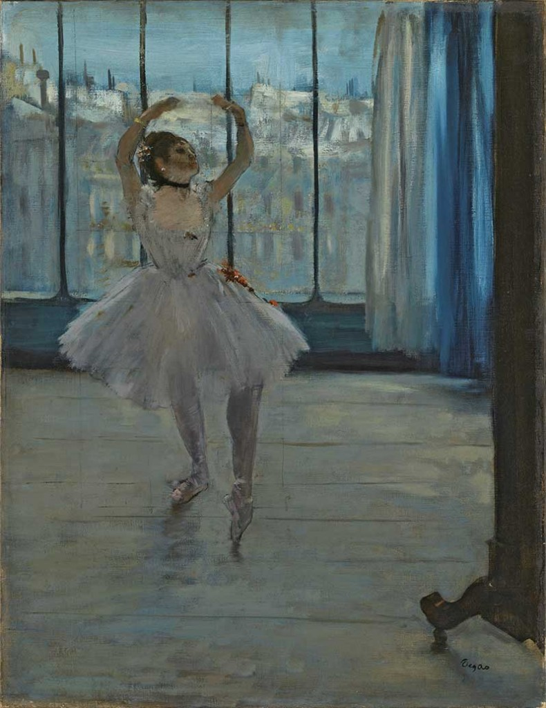 la-danseuse-edgar-degas-exposition-collection-chtchoukine-fondation-lv-green-hotels-paris-eiffel-trocadero-gavarni