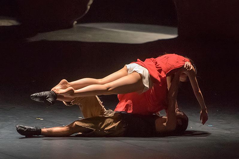 Chaillot accueille le « Roméo et Juliette » de Preljocaj