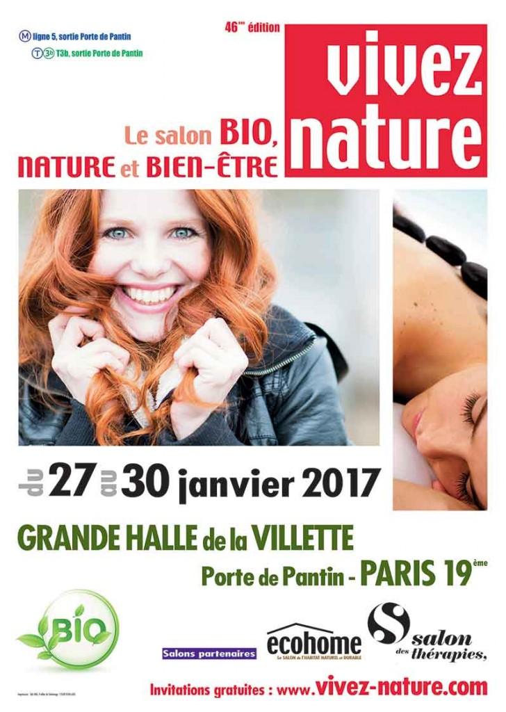 Salon vivez nature edition 2017 green hotels paris for Salon vivez nature