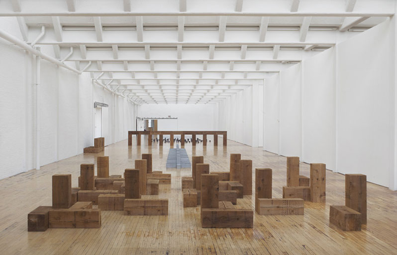 Exposition : Carl Andre
