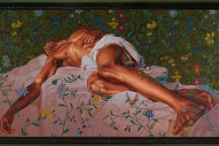 Exposition : Kehinde Wiley – Lamentation