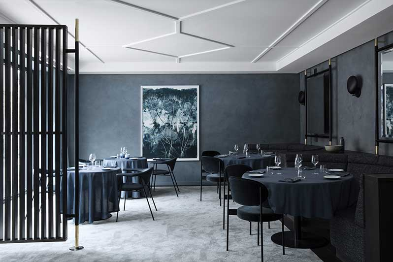 The restaurants of the Maison du Danemark have been given a new look