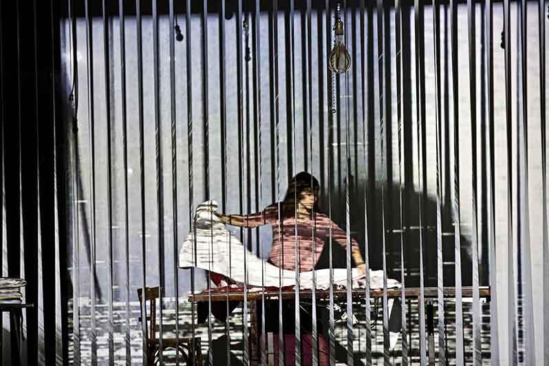Mélanie Laurent présente « Le Dernier Testament » à Chaillot