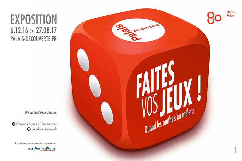 affiche-exposition-faites-vos-jeux-palais-decouverte-credit-fingueur-in-zenose-green-hotels-paris-eiffel-trocadero-gavarni
