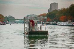 Marché sur l'eau : l'association pionnière du bio local