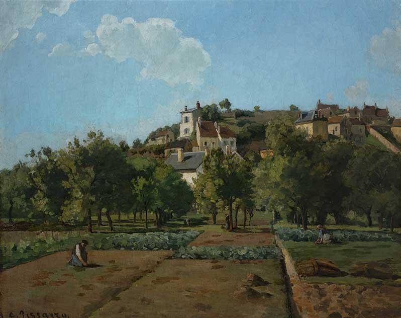 Exposition : Camille Pissarro