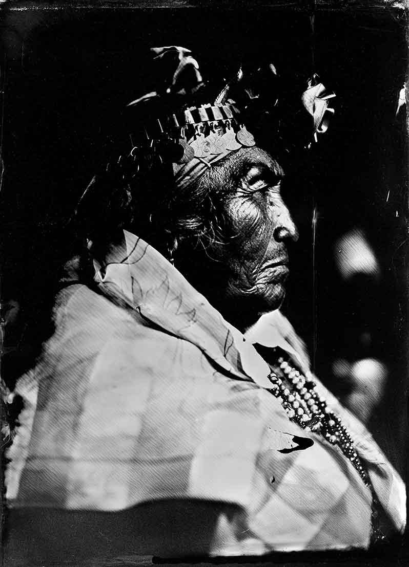 Exhibition: Mapuche, voyage en terre Lafkenche