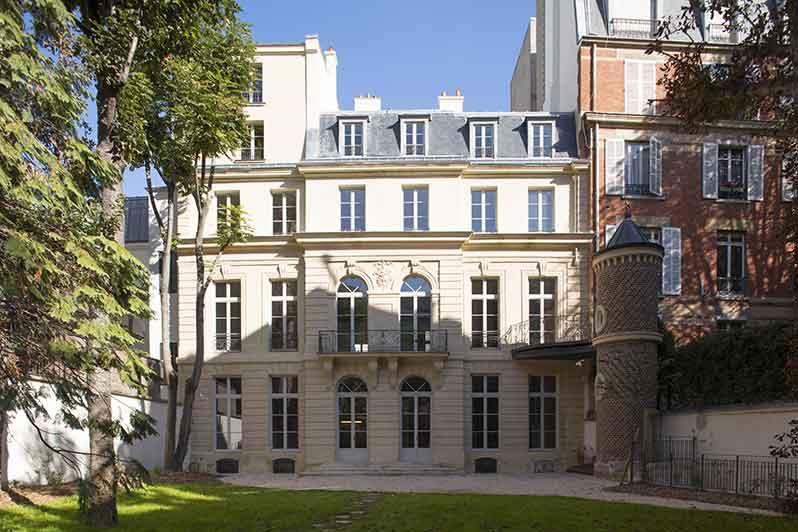 facade-interieure-musee-parfum-credit-GMDP-DR-green-hotels-paris-eiffel-trocadero-gavarni