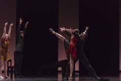 Les Grands Ballets Canadiens de Montréal are at Chaillot