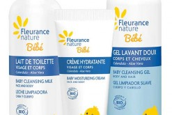 Fleurance Nature launches its range of organic care for babies