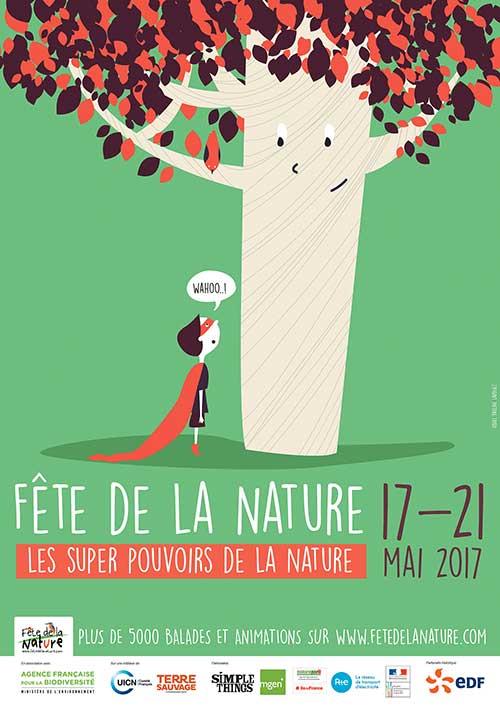 affiche-fete-de-la-nature-2017-DR-green-hotels-paris-eiffel-trocadero-gavarni