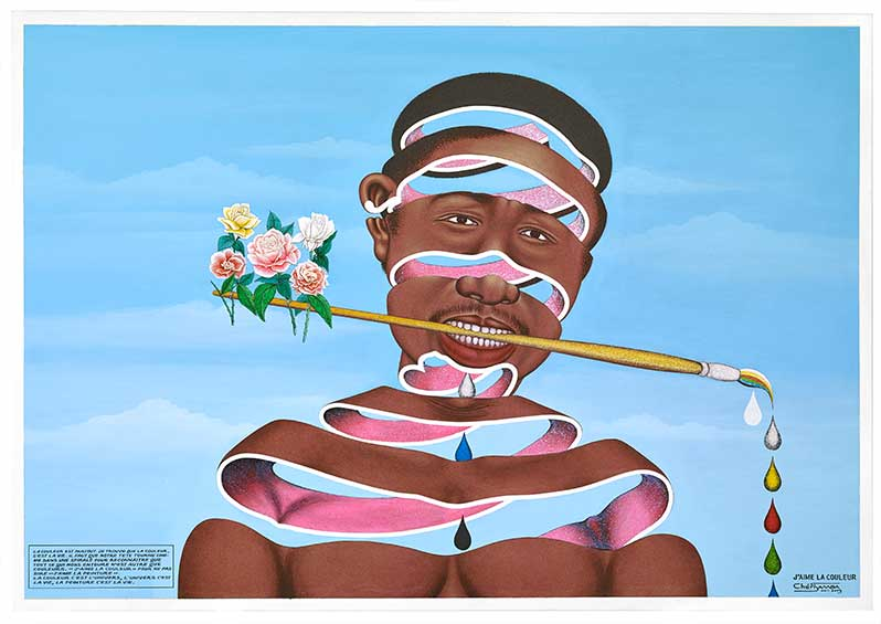 Exhibition: Art/Africa, le nouvel atelier