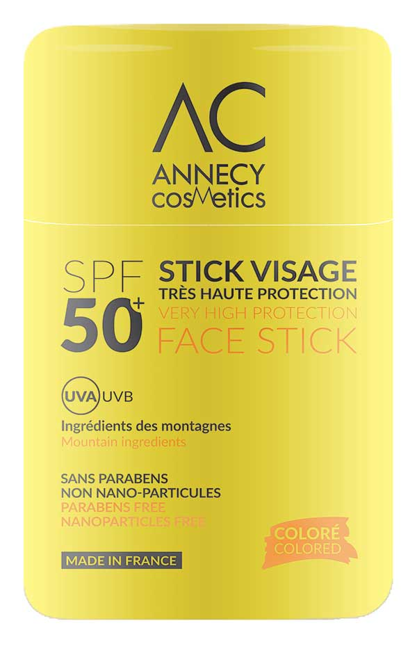 Annecy Cosmetics: 100% organic sun care products