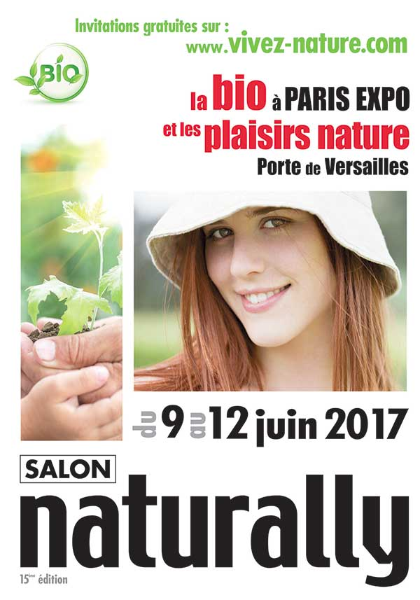 Salon Naturally: the inescapable meeting of the eco-citizens
