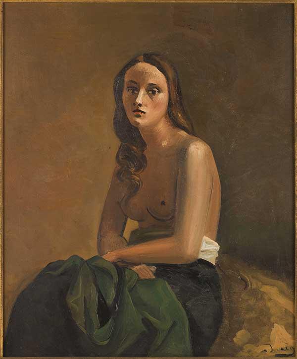 Exposition : Derain, Balthus, Giacometti