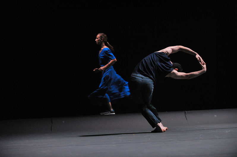 "Ohad Naharin is back at the Théâtre National de Chaillot with ""Last Work"""