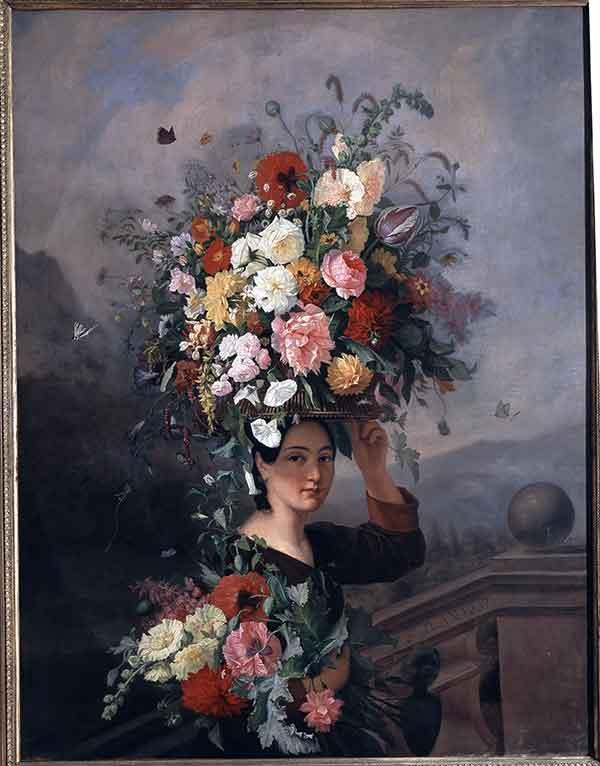 Exposition : Le pouvoir des fleurs