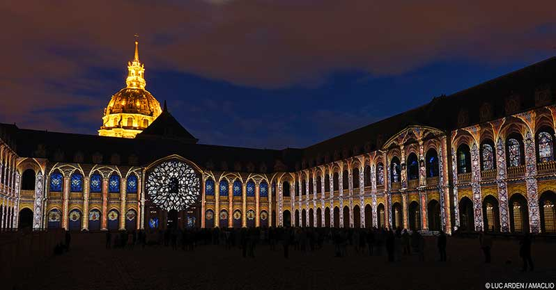 La Nuit aux Invalides returns for its 5th edition