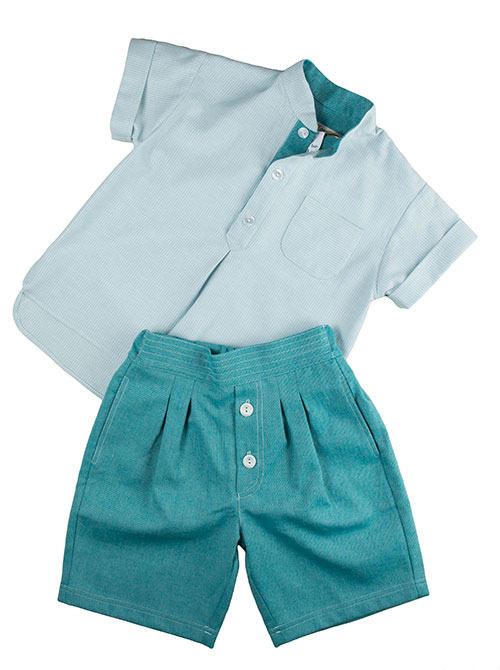 Chez Florence: Clothing for Babies and Children Certified GOTS