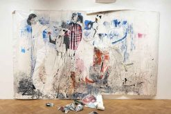 Exposition : Gareth Nyandoro – Stalls of Fame