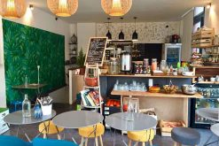 Lula Lifestyleshop, the Organic, Vegetarian Canteen of the Moment