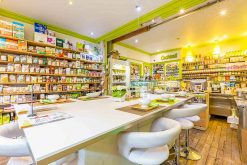 Chalet Bio: the organic concept-store and restaurant of the 16th arrondissement