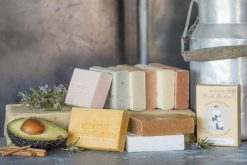 Maison Berthe Guilhem: des cosmétiques bio au lait de chèvre