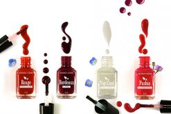 Aroma-Zone launches 14 Free nail polishes