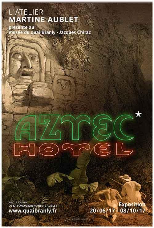 Exposition : Aztec Hotel