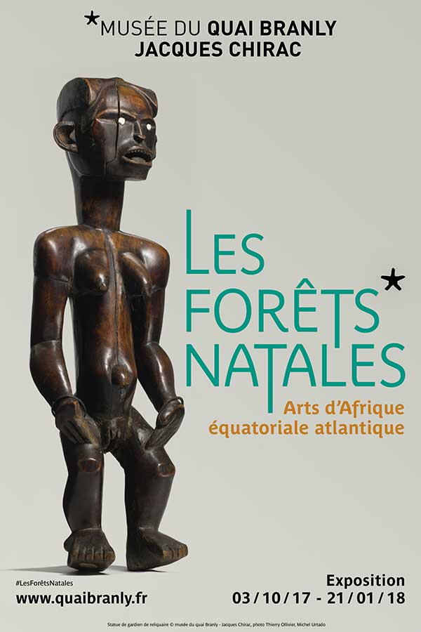 Exhibition: The native forests, arts of equatorial Atlantic Africa