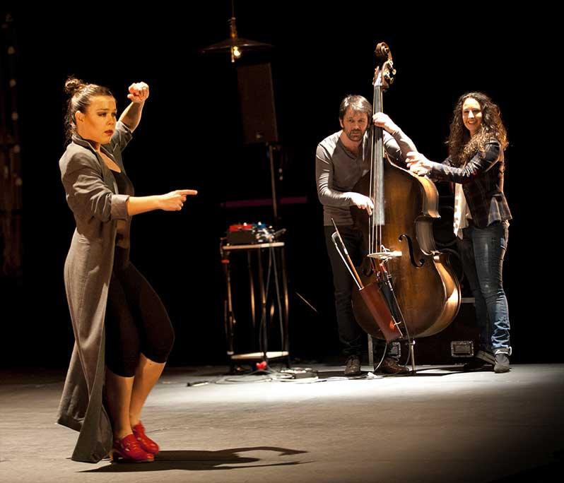 The Théâtre National de Chaillot welcomes its 3rd flamenco art Biennale
