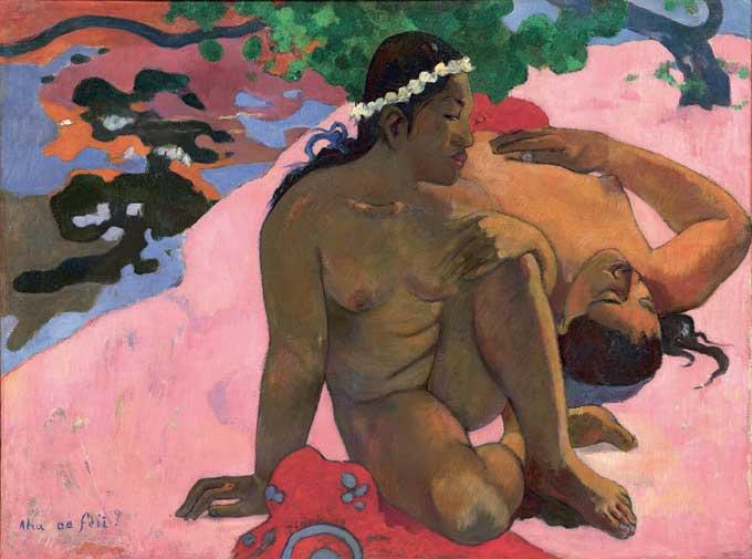 Exposition : Gauguin l'alchimiste