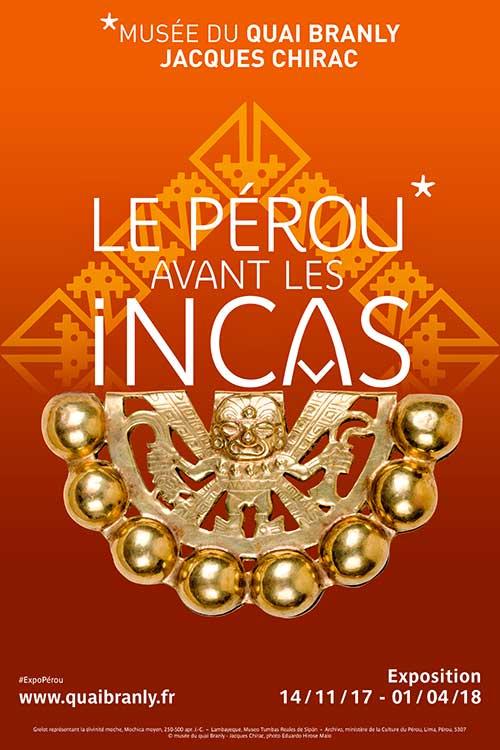 Exposition : Le Pérou avant les Incas