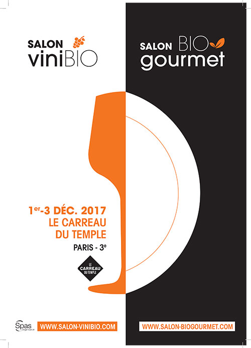 The ViniBio and BioGourmet shows make their comeback at the Carreau du Temple