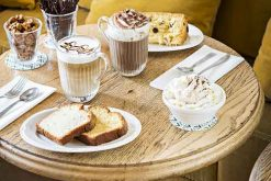 Il Dolce Caffè: this fall's hot spot at the Brasserie Auteuil