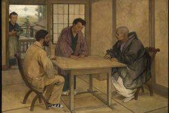 Exhibition: Enquêtes vagabondes, le voyage illustré d'Emile Guimet en Asie