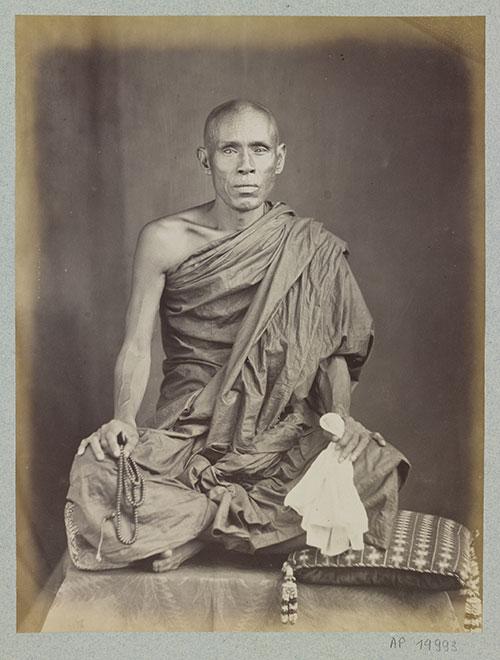 Exposition : Images birmanes, trésors photographiques du MNAAG
