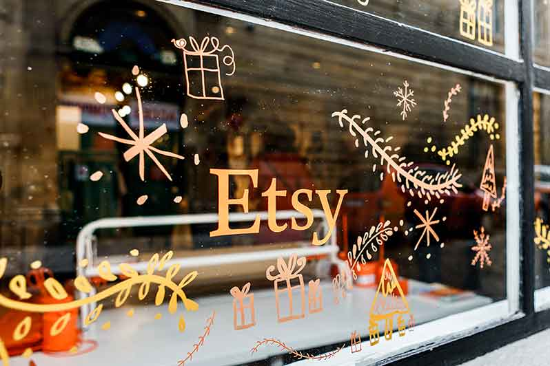 Etsy Made in France: the creators' Christmas market