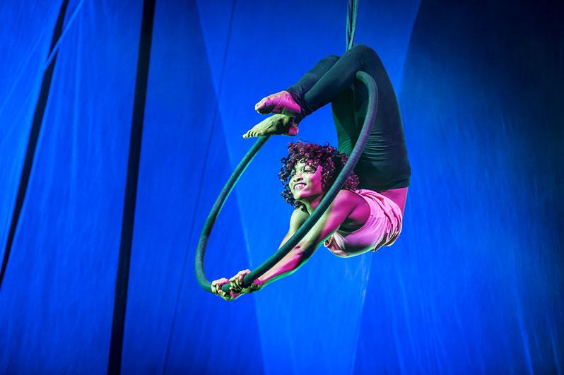 « Boulevard Conakry » : quand les arts du cirque s'invitent au quai Branly